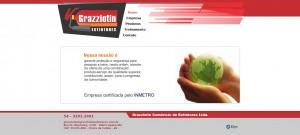 Site: Grazziotin Extintores