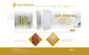 Site Novo Millenium